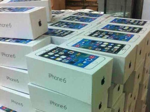 """美国iPhone 6代购内幕:""""就像做期货!"""""""