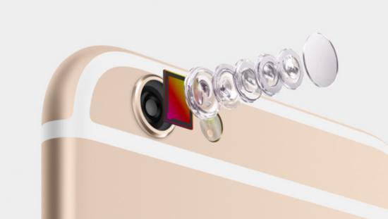 iPhone6摄像头性能强 秒杀三星