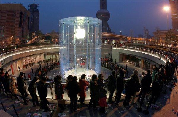 iPhone6中国黄牛全球扫货成国际新闻