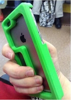 炫酷手机壳 解决iPhone 6大屏操作难题