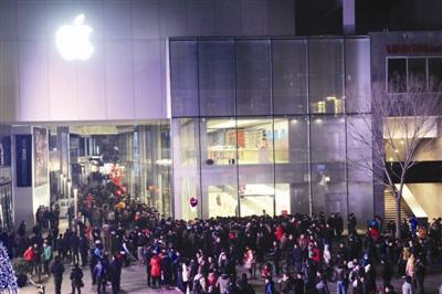 iPhone创造了黄牛 还是黄牛捧红iPhone