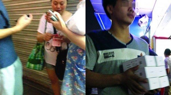 华强北捞金,香港水货商炒iPhone6