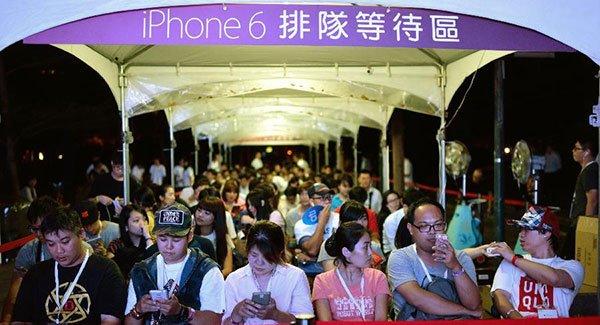 水货iPhone需求走低,说明了什么?