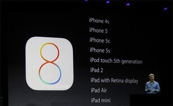 凭什么为了iOS8,删除我这一生