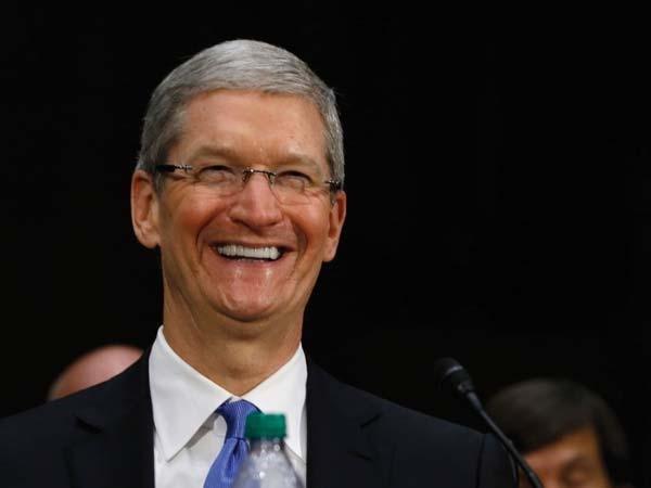 苹果慈善进入中国:每员工每年可捐1万美元