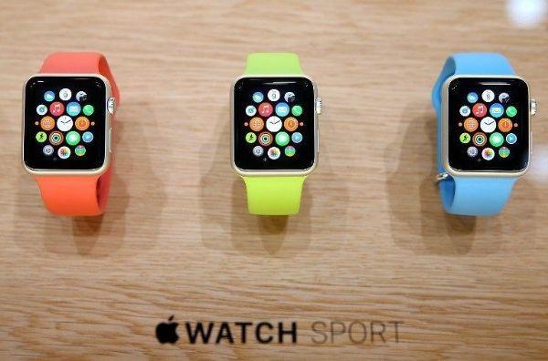 Apple Watch柔性AMOLED显示屏是最贵的一种