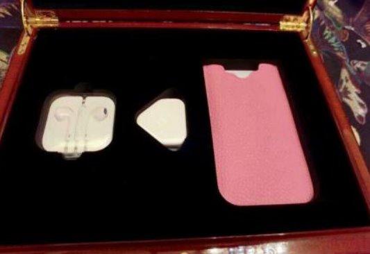 粉色苹果iPhone6曝光:全球限量200台