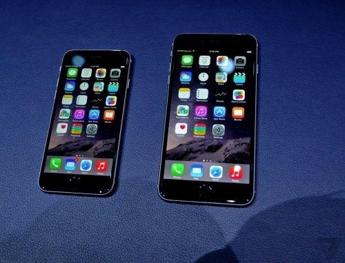 苹果iPhone6国内上市,水货价格暴跌