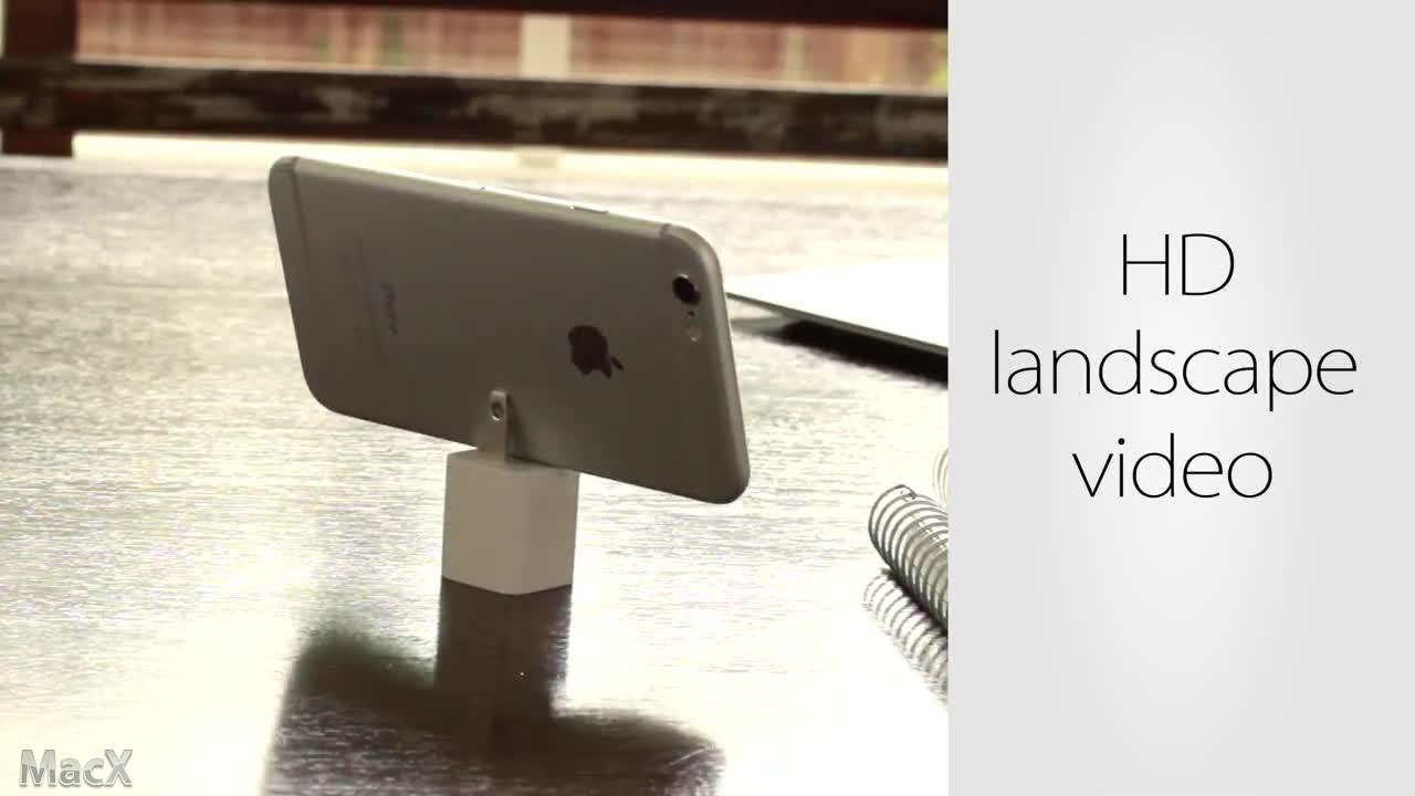 利用 iPhone 6/6 Plus 的震动马达拍摄 360 度全景图