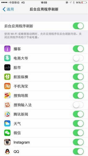 耗电又没用关掉9个最坑的iOS8功能