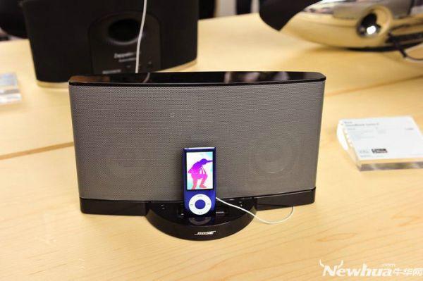 苹果在线商店下架Bose耳机和扬声器