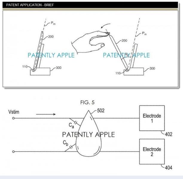 苹果一堆新专利曝光:个个都奇葩