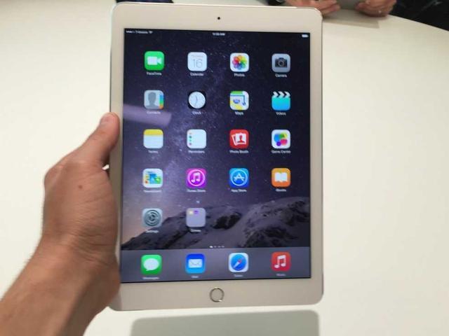 现在还在用第一代iPad有错吗
