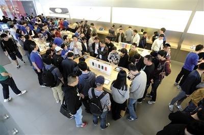 三大运营商只卖出十万台iPhone6
