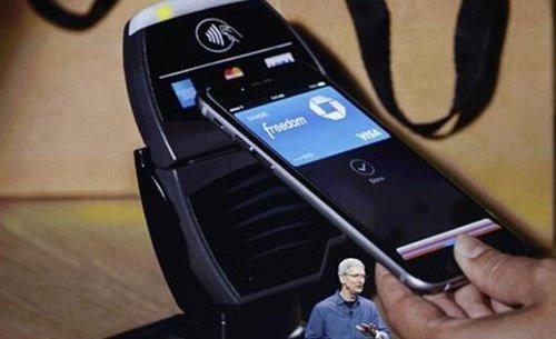 苹果Apple Pay来了,美国市场还没醒