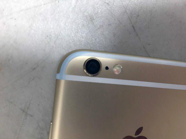 "iPhone6又遇""染色门"":真·白带异常"