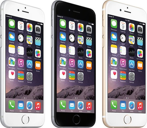 苹果iPhone6 Plus也很惹人爱