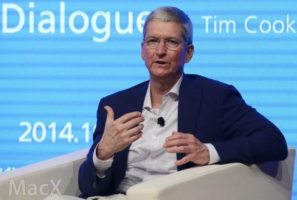 苹果库克:Apple Pay进入中国是头等大事