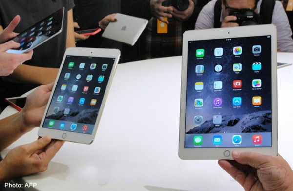iPad mini 3性能测试:跟mini 2持平!