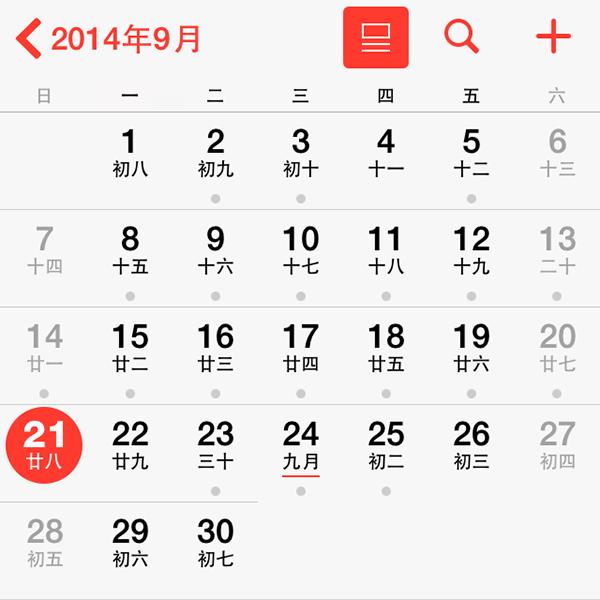 中国人最喜爱的iOS8三个功能!