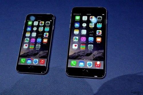 苹果iPhone6圣诞季销量会很疯狂