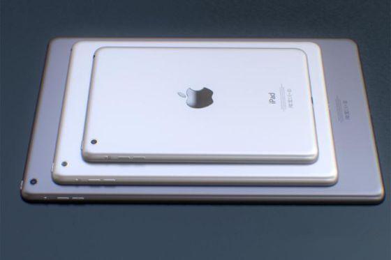 传iPad Pro将采用12.2英寸屏幕 2015年初发布