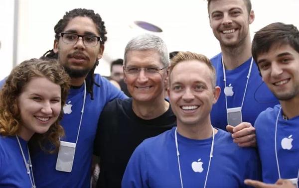 带你领略下苹果公司到底有多强大