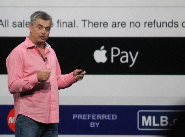 苹果高级副总裁套现2800万美元