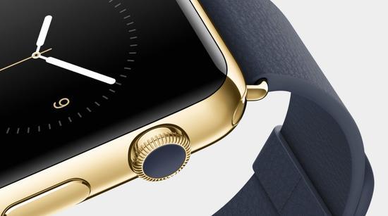 传18K金版Apple Watch售价高达5000美元