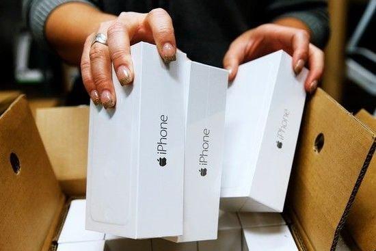 iPhone6的能量:中美贸易逆差破纪录