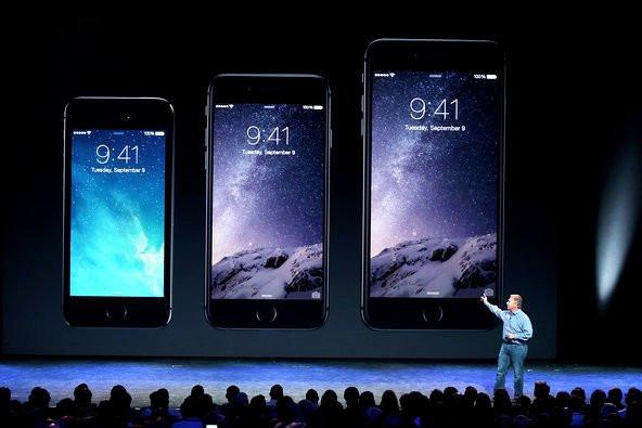 iPhone6为何总是显示这个时间