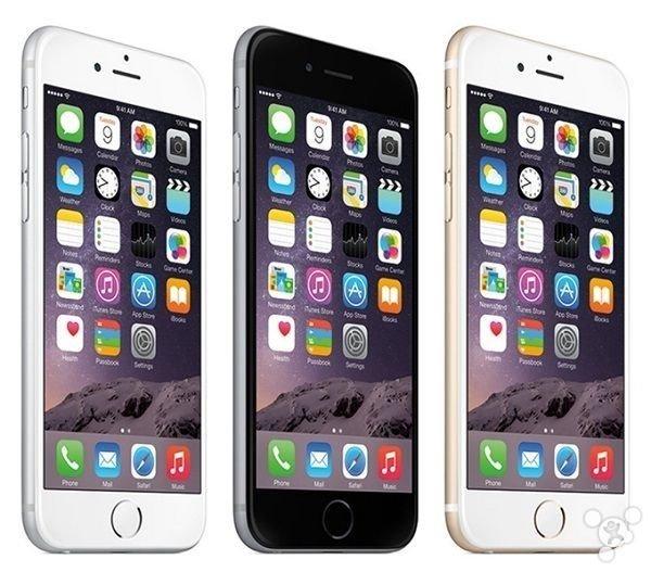 苹果iPhone6热卖供应商收入暴涨