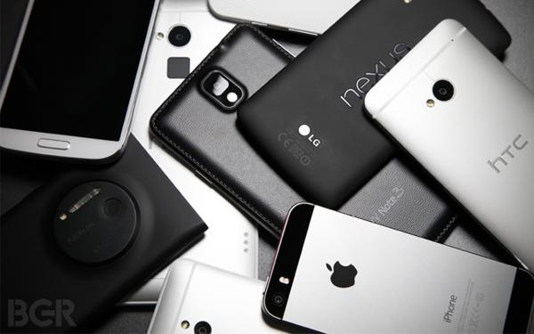 你的手机排第几 数据下载最快手机排行出炉