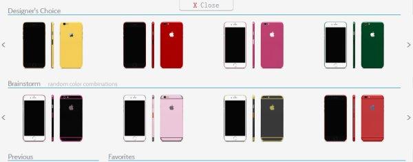 土豪金看腻了?给iPhone6换上新色彩吧