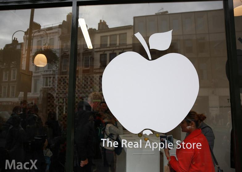 这才是真正的苹果商店,Apple Store 什么的弱爆了!