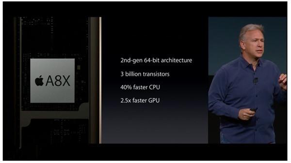 苹果 A8X 芯片难逢敌手!英特尔、高通、三星纷纷落败