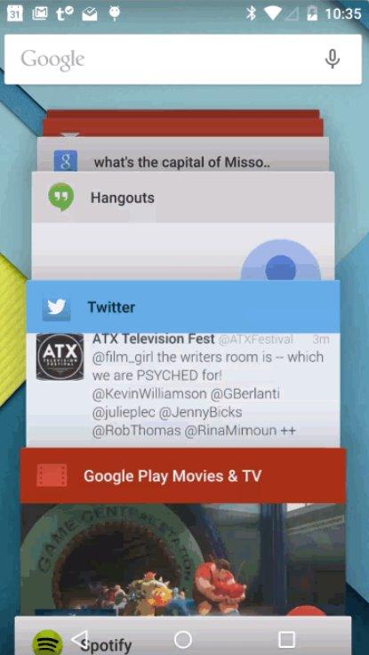 iOS8 VS安卓5.0:看似相同又大不同
