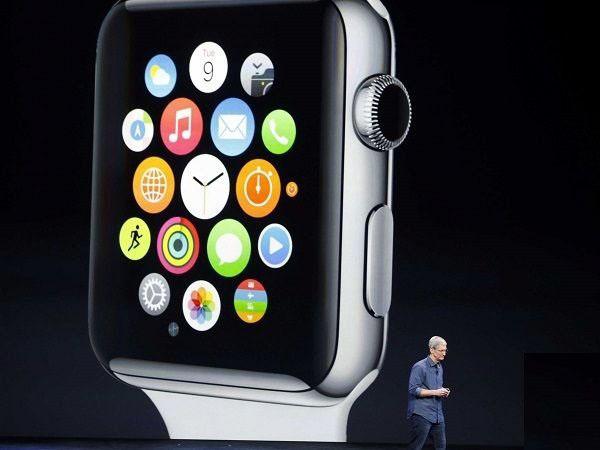 苹果Apple Watch的关键优势