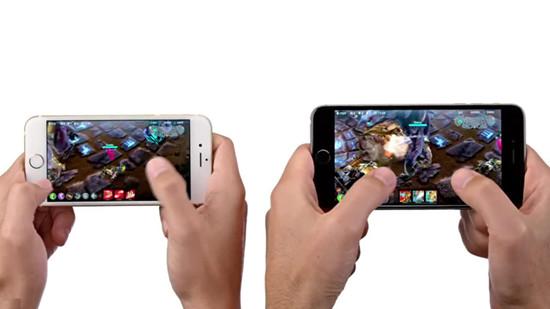 苹果再发iPhone 6广告:游戏和连续性