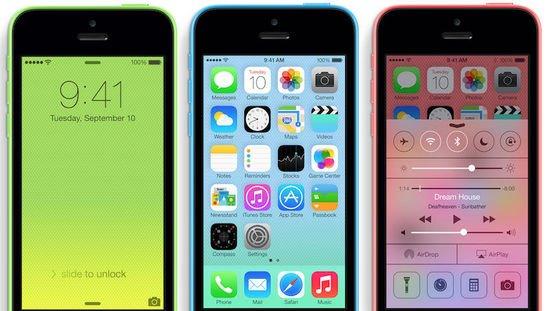 尴尬的一生结束:iPhone5c将停产