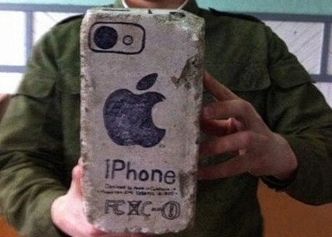 数数iPhone6和快递员的那些事