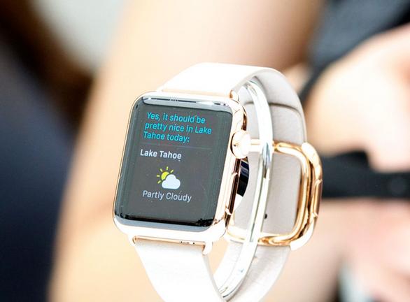 苹果Apple Watch杀手锏: 方便简单