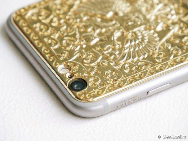iPhone6摄像头突出?黄金填平它