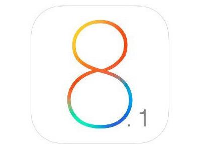 苹果已经关闭 iOS 8.1 的验证了