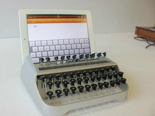 哎呦不错哦 颠覆你想象的iPad奇葩配件