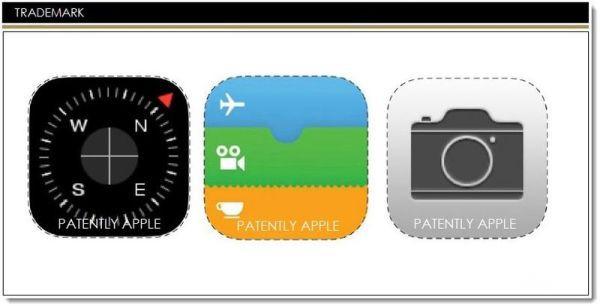 苹果在香港一口气拿下27项iOS设计专利