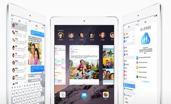 国行4G版全网通两款新iPad正式上市