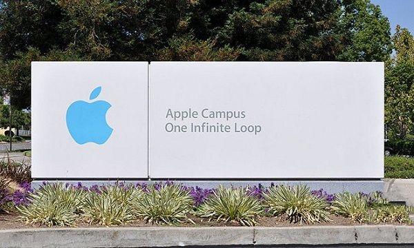 """苹果总部被抗议者""""占领"""":要求提高员工待遇"""