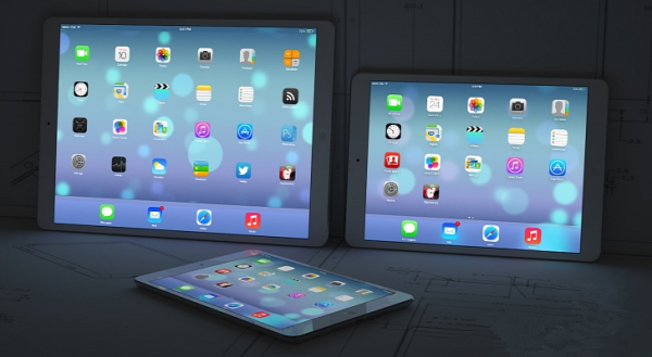 苹果iPad被iPhone6给伤了
