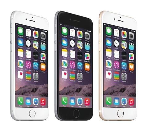 苹果iPhone 6S又曝光 容量32GB起